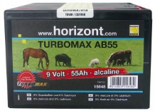 Horizont Turbomax AB55 Energiser Battery